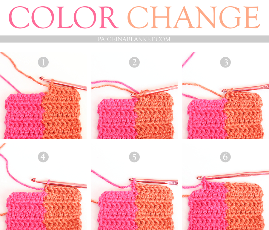 how to crochet color change august 25 2014 0 comments article crochet ...